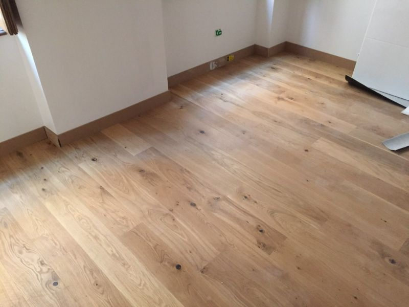 Pr paration de sols et pose de parquet flottant alliance r novation - Pose parquet stratifie flottant ...