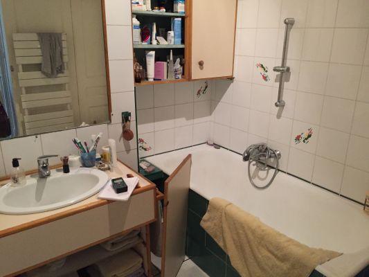 Relooking d 39 une salle de bain lyon 69006 alliance - Comment refaire sa salle de bain ...