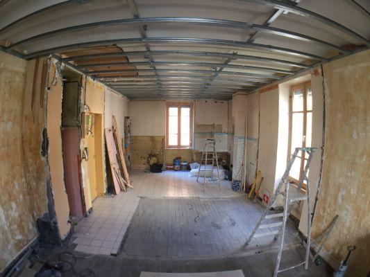 par o commencer ses travaux de rnovation lyon - Renovation Maison Ancienne Par Quoi Commencer